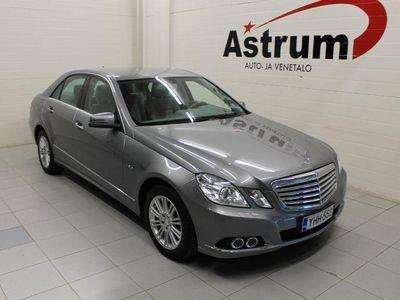 käytetty Mercedes E350 CDI BE Elegance A