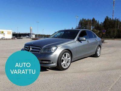 käytetty Mercedes 200 C *VARATTU*CDI BE Premium Business 100kW Aut. Tarkastettuna, Rahoituksella, Kotiin toimitettuna!