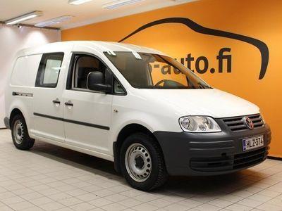 käytetty VW Caddy Maxi