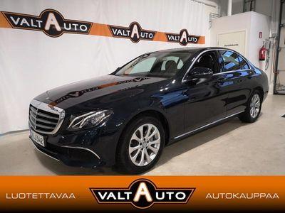käytetty Mercedes E220 A Premium Business *Suomiauto* Navi* Led* Kamera*
