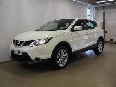 käytetty Nissan Qashqai DCI 130 ACENTA 2WD XTRONIC SAFETY PACK