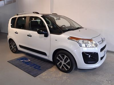 käytetty Citroën C3 Picasso PureTech 110 Feel - Korko 0,95%*! 1.erä elokuussa, Maksuaikaa jopa 72 kk! -