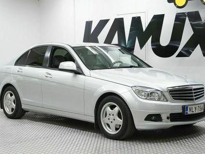 käytetty Mercedes C220 CDI A Business istuimen edessä vasemmalle sähköisesti säädettävissä / automaattinen ilmastointijärjestelmä (Thermatic)