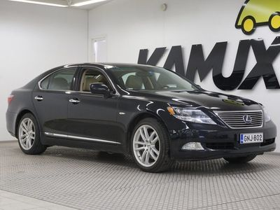käytetty Lexus LS600h 4WD (Hybrid)