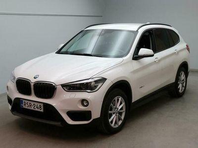 käytetty BMW X1 F48 xDrive18d A Business - Kokeile ja ihastu - BPS takuu 24 kuukautta/40 000 km