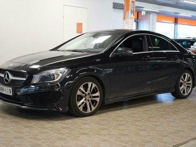 käytetty Mercedes CLA180 BE A Premium Business AMG Line