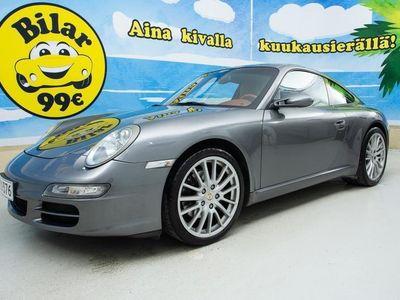 käytetty Porsche 911 Carrera 997 3.6 Coupe Tiptronic S - **HUIPPU KUNNOSSA!*JUURI HUOLLETTU!** - *HULLU 0% KORKO!*
