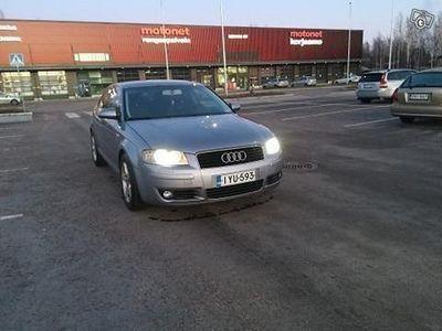 käytetty Audi A3 2005 TDI