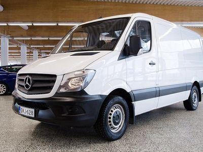 käytetty Mercedes Sprinter