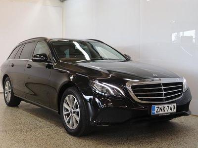 käytetty Mercedes E200 T A Business * SÄHK. KOUKKU JA TAKALUUKKU, SPORTTIPENKIT*