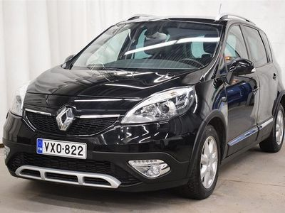 käytetty Renault Scénic Xmod Bose dCi 110 EDC-aut *Hulppeilla varusteilla!* Täydellinen merkkiliikkeen huoltohistoria!*