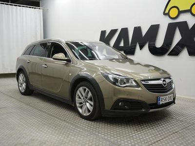 käytetty Opel Insignia Country Tourer 2,0 CDTI 125kW AT6