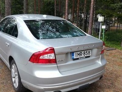 käytetty Volvo S80 D4 Business Classic A (2016)