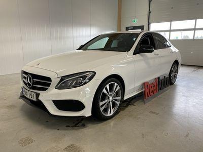 käytetty Mercedes C220 9G-TRONIC 4MATIC AMG STYLING *WEBASTO, BURMESTER, NAVI, NAHAT, LED, P-KAMERA*