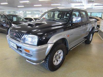 käytetty Mitsubishi L200 Club Cab 2,5 TD-IC 4WD GLS