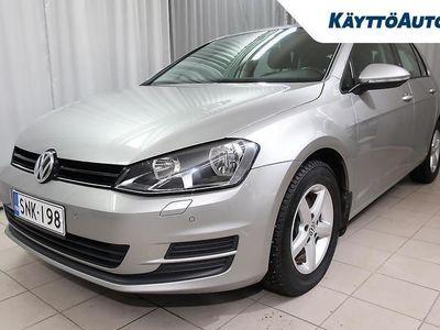 käytetty VW Golf COMFORTLINE 1,6 TDI 81 KW (110 HV) DSG-AUTOMAATTI