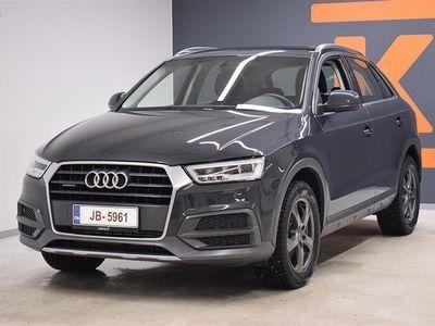 käytetty Audi Q3 2,0 TFSI 132 kW quattro S tronic**Navigointi, kamera**