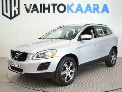 käytetty Volvo XC60 D4 AWD Momentum A # Nahkaverhoilu, bluetooth, webasto, on call #