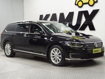 käytetty VW Passat Variant GTE Plug-In Hybrid 160 kW / Panorama / Adapt.vakkari / Sähkötoiminen takaluukku