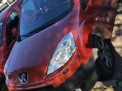 käytetty Peugeot Partner 1.6 HDi Tepee