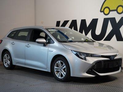 käytetty Toyota Corolla Touring Sports 1,8 Hybrid Active // Adapt vakkari // Led-ajovalot // Juuri huollettu //
