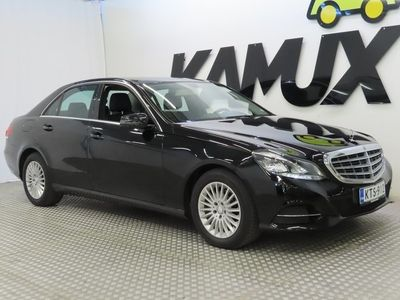 käytetty Mercedes E200 BlueTec A Business