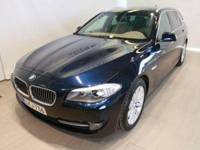 käytetty BMW 530 D Sport A F11 Touring - KORKOTARJOUS 0,95%