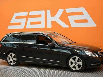 käytetty Mercedes E350 CDI BE T A Avantgarde