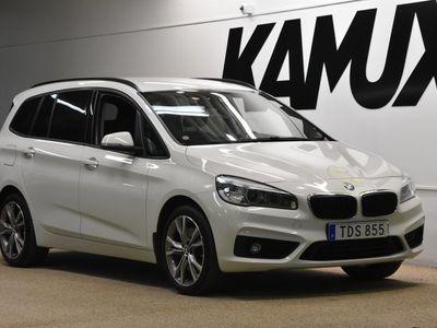 käytetty BMW 220 Gran Tourer d xDrive | Head-up | GPS | 7-paikkainen| 190hv