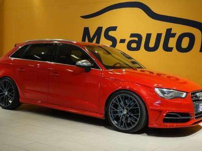 käytetty Audi S3 Sportback 2,0 TFSI 221 kW quattro S tronic #Bang&Olufsen #Vakkari #Sporttipenkit