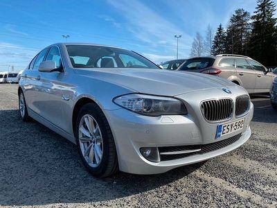 käytetty BMW 520 A F10 Sedan Business *Xenon* *Tutkat* *Valopaketti*