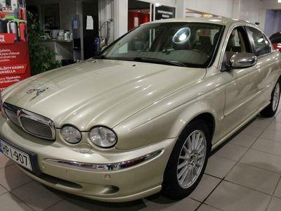 käytetty Jaguar X-type 2.2D Business Exclusive 4d