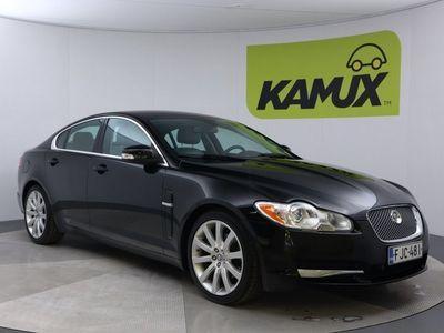 käytetty Jaguar XF 2,7D V6 Premium Luxury Business / Hyvillä Varusteilla / Nahat Ilmastoinnilla / S-Penkit / Keyless / Tutkat