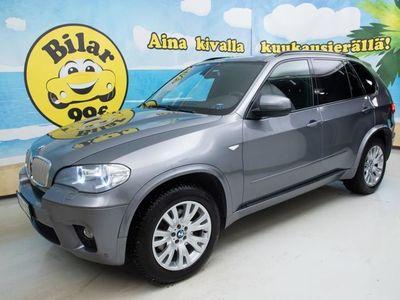 käytetty BMW X5 xDrive 40d Aut. M-Sport *HUD / WEBASTO / COMFORT-PENKIT!* - *YLIVOIMANEN!*