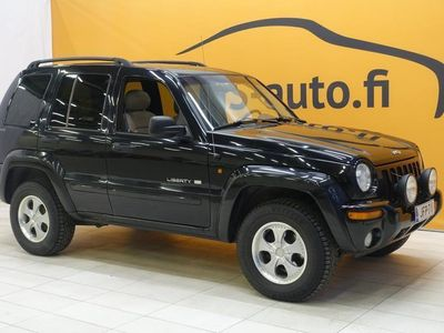käytetty Jeep Cherokee 3.7 Limited 5d A