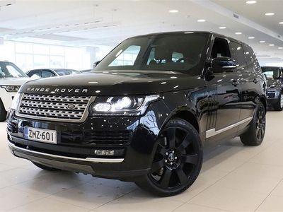 käytetty Land Rover Range Rover SDV8 Vogue, Aktiivi Cruise, Panorama, Meridian, TV, Surround View, Hieronta