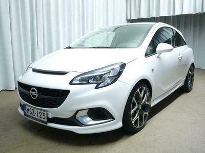 käytetty Opel Corsa OPC 152kW 3ov 1598cm3 Todella Hieno !