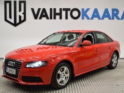 käytetty Audi A4 Sedan 1.8 TFSI 88kw Business #Vähän ajettu Suomi #
