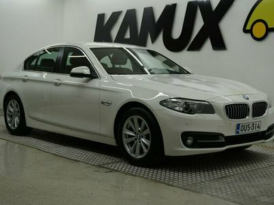 käytetty BMW 518 518 F10 Sedan d TwinPower Turbo A Business Exclusive Edition