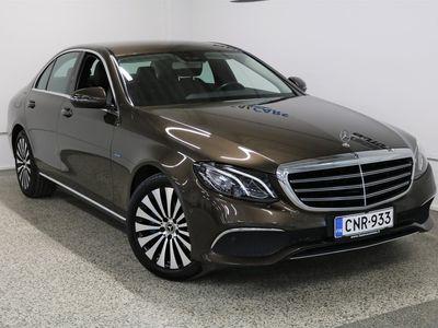 käytetty Mercedes E350 EPlug-in-Hybrid Avantgarde Premium Business / Navigointi / Kamera
