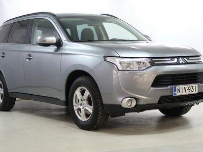 käytetty Mitsubishi Outlander 2,2 DI-D Intense 4WD 5P Business