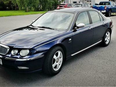käytetty Rover 75 2,5 V6 Silverstone Edition