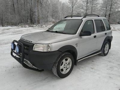 käytetty Land Rover Freelander 1.8 4x4