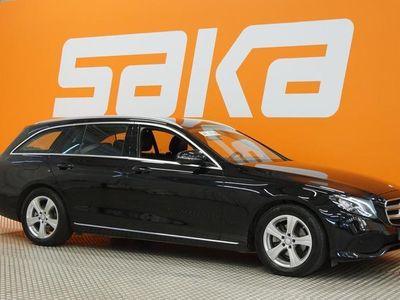 käytetty Mercedes E220 T A Premium Business ** TULOSSA ** Peruutuskamera / NAVI / Vakionopeudensäädin / Dynamic Selec