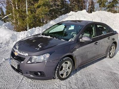 used Chevrolet Cruze