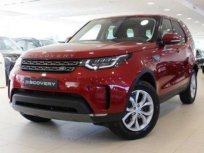 käytetty Land Rover Discovery 2,0 Td4 SE LCV Aut