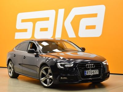 käytetty Audi A5 Sportback 2,0 TDI clean diesel 140 kW quattro S tronic S-Line /