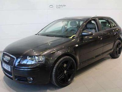 käytetty Audi A3 Ambition 2,0 turbo 147 kW quattro *** HYVITYS VÄHINTÄÄN 1000 €*