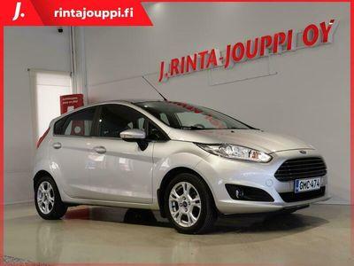 käytetty Ford Fiesta 1,0 EcoBoost 100hv PowerShift A6 Titanium 5-ovinen *Suomi-auto / Merkkihuollettu / Vain 27tkm!*