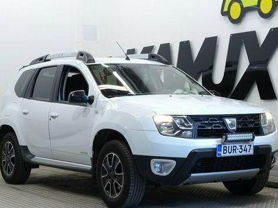 käytetty Dacia Duster TCe 125 S&S 4x4 Black Shadow / NAVI / KOUKKU / NELIVETO / VAKKARI